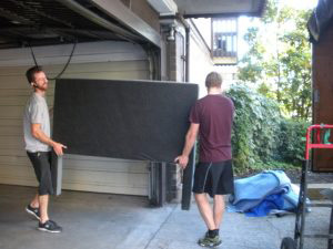 Furniture removalists Rhodes